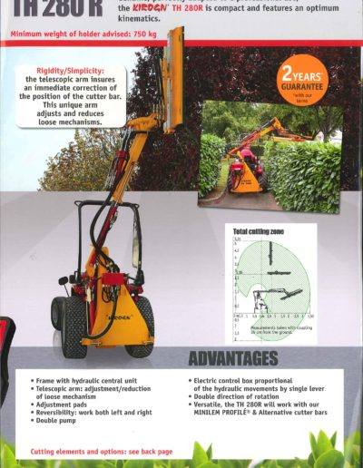 Tree Pruning Catalog